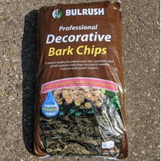 Bulrush Decorative Bark Chips 70 litre