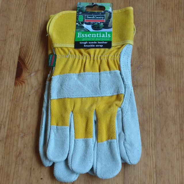 Town and Country General Purpose Gloves - Large