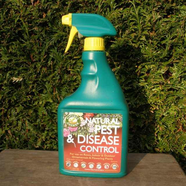 Natural Pest & Disease Control 750ml